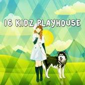 16 Kidz Playhouse de Canciones Para Niños