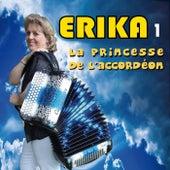 La Princesse de l'accordéon 1 de Erika