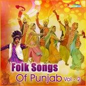 Folk Songs of Punjab, Vol. 2 by Ahmed Hussain, Mohd Hussain, Reshma, Shafqat Ali Khan, Faiz Ali Khan