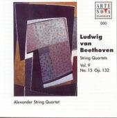Beethoven: String Quartet No.15 by Alexander String Quartet