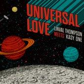 Universal Love de Linval Thompson