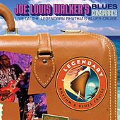 Blues Conspiracy: Live On The Legendary Rhythm & Blues Cruise by Joe Louis Walker