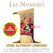Las Numero 1 De Jose Alfredo Jimenez by Various Artists