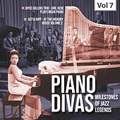 Milestones of Jazz Legends: Piano Divas, Vol. 7 de Joyce Collins Trio