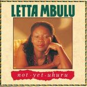 Not Yet Uhuru di Letta Mbulu