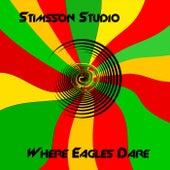 Where eagles dare by Stimsson Studio