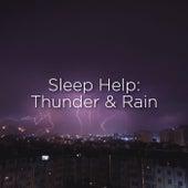 Sleep Help: Thunder & Rain de Thunderstorm Sound Bank