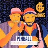 Pinball by Sebastian Bronk