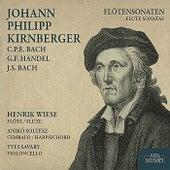 Kirnberger: Flute Sonatas von Various Artists