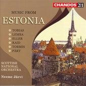 Music From Estonia - Tobias, Lemba, Eller, Riad, Tormis, Part by Various Artists