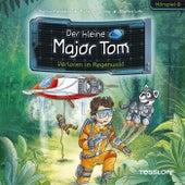08: Verloren im Regenwald de Der kleine Major Tom
