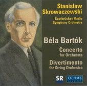 Bartok, B.: Divertimento / Concerto for Orchestra by Stanislaw Skrowaczewski