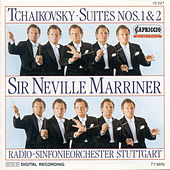 Tchaikovsky, P.I.: Suites Nos. 1-2 by Neville Marriner