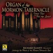 Organ Recital: Elliott, Richard - Bach, J.S. / Elgar, E. / Karg-Elert, S. / Schreiner, A. / Durufle, M. / Wood, D. (Organ of the Mormon Tabernacle) by Various Artists