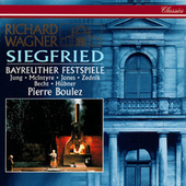 Wagner: Siegfried de Manfred Jung