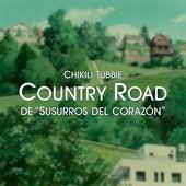 """Country Road (Versión en violín de """"Susurros del corazón"""") by Chikili Tubbie"""