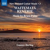 New Zealand Guitar Music, Vol. 3 by Gunter Herbig