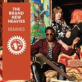 These Walls /  The Funk Is Back Remixed by Brand New Heavies