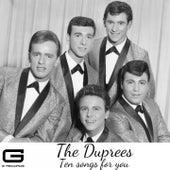 Ten songs for you de The Duprees