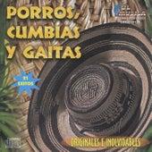 Porros, Cumbias y Gaitas de Various Artists