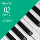 Grade 2 Piano Pieces & Exercises for Trinity College London Exams 2018-2020 von Pamela Lidiard