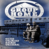 Gifted Unlimited Rhymes Universal von Group Home