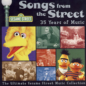 Sesame Street: Songs from the Street, Vol. 3 by Various Artists