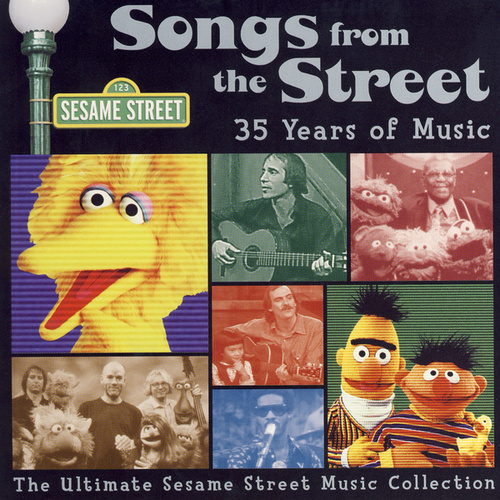 Sesame Street: Songs from the Street, Vol. 1 by Various Artists