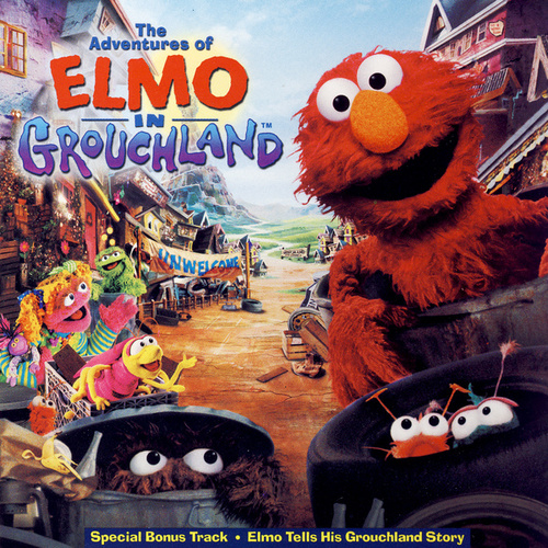 Sesame Street: The Adventures of Elmo In Grouchland by Various Artists