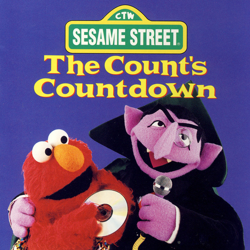 Sesame Street: The Count's Countdown by Various Artists