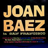 Joan Baez In San Francisco, 1958 (Her Earliest Recordings) (Remastered) by Joan Baez
