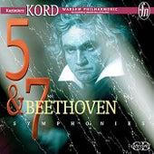 Beethoven: Symphonies Nos. 5 & 7 de Kazimierz Kord