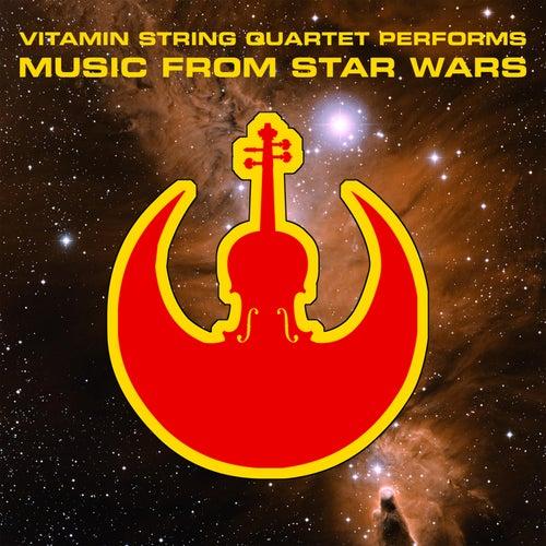 Vitamin String Quartet Tribute to Star Wars by Vitamin String Quartet
