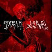 Life Is Beautiful 2017 von Sixx:A.M.