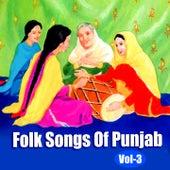 Folk Songs Of Punjab, Vol. 3 by Shafqat Ali Khan