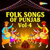 Folk Songs Of Punjab, Vol. 4 by Rajinder Malhar, Nazakat Ali, Farooq Shaad, Shafqat Ali Khan