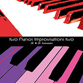 Two Pianos Improvisations Two by Gi