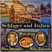 Schlager und Italien de René Carol