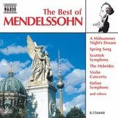 Mendelssohn: The Best of Mendelssohn di Various Artists