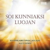 Soi Kunniaksi Luojan de Matti Hyokki