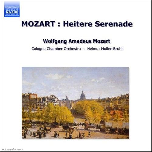 Mozart: Heitere Serenade by Helmut Muller-Bruhl