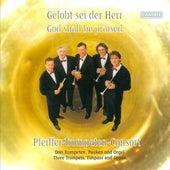 Chamber Music (Baroque) - Clarke, J. / Stanley, J. / Handel, G.F. / Byrd, W. / Mouret, J.-J. / Daquin, L.-C. de Various Artists