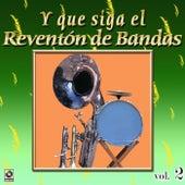 Joyas Musicales: Y Que Siga El Reventón De Bandas, Vol. 2 de Various Artists