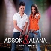 Ao Vivo em Maringa de Adson & Alana