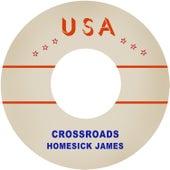 Crossroads von Homesick James