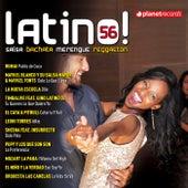 Latino 56 - Salsa Bachata Merengue Reggaeton (Latin Hits) by Various Artists