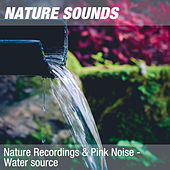 Nature Recordings & Pink Noise - Water source by Nature Sounds (1)
