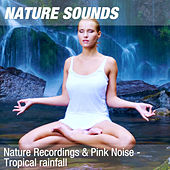 Nature Recordings & Pink Noise - Tropical rainfall by Nature Sounds (1)