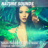 Nature Recordings & Pink Noise - Tropical rain weather by Nature Sounds (1)