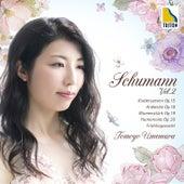 Schumann: Kinderszenen Op. 15, Arabeske Op. 18, Blumenstucke Op. 20, Humoreske Op. 20, Fruhligsnacht de Tomoyo Umemura